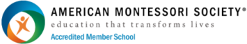 American Montessori Society member school logo